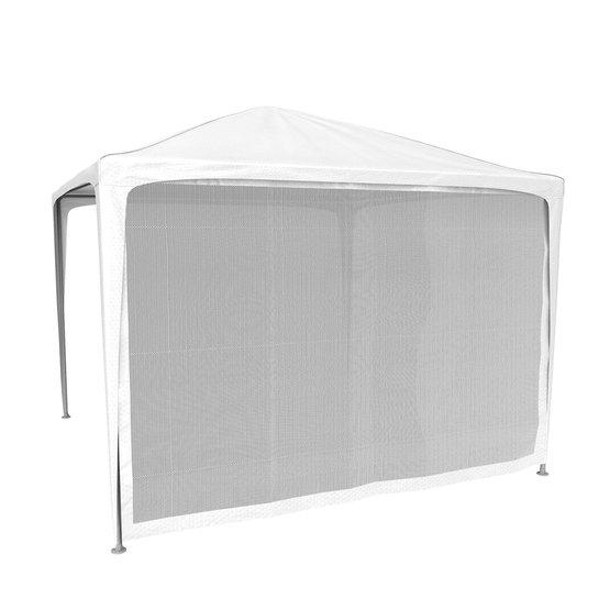 Moskitiera do namiotów ogrodowych, 2,95x1,95 m
